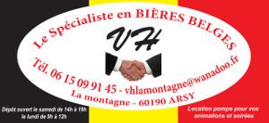 VH Bières Belges